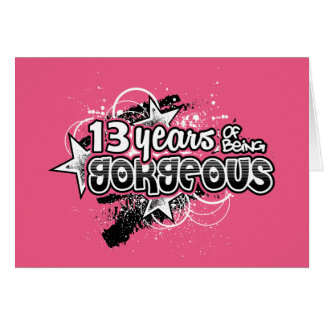 13 jaar jarig Afbeelding Verjaardag Meisje 13 Jaar   ARCHIDEV 13 jaar jarig