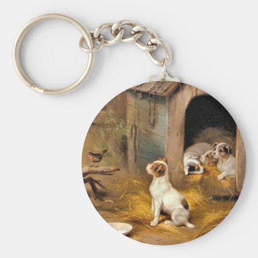 13b los perritos llaveros personalizados