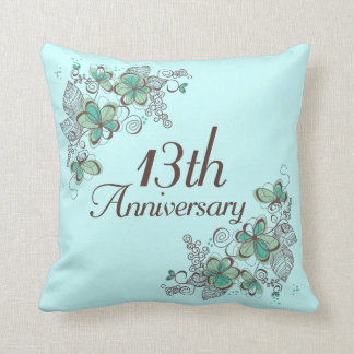13th Wedding Anniversary T-Shirts, 13th Anniversary Gifts