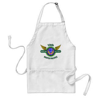 """13TH ARMY AIR FORCE """"SOUTH PACIFIC"""" WW II APRONS"""
