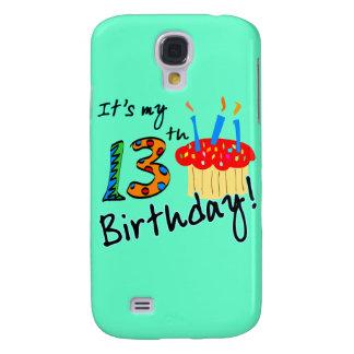 13th Birthday Galaxy S4 Case