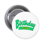 13th Birthday Gifts Button