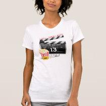 13th Birthday Movie Party T-Shirt
