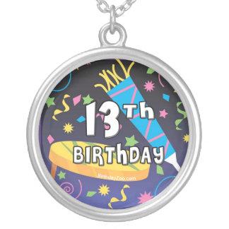 13th Birthday Necklace