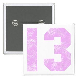13th Birthday Presents Button