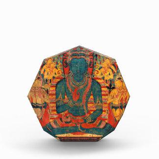 13th Century Transcendent Buddha w/ Bodhisattvas Award