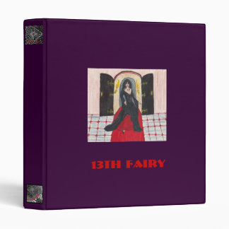 13th Fairy Binder