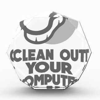 13th February - Clean Out Your Computer Day Award