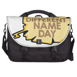 13th February - Get A Different Name Day Bags For Laptop