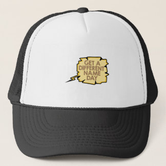 13th February - Get A Different Name Day Trucker Hat