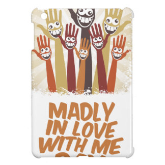 13th February - Madly In Love With Me Day iPad Mini Cover