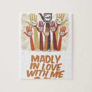 13th February - Madly In Love With Me Day Jigsaw Puzzle