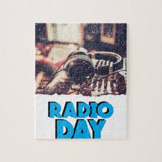 13th February - Radio Day - Appreciation Day Jigsaw Puzzle