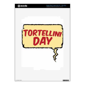 13th February - Tortellini Day - Appreciation Day iPad 3 Decal