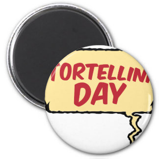 13th February - Tortellini Day - Appreciation Day Magnet