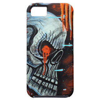 13TH Skull iPhone 5 Cover