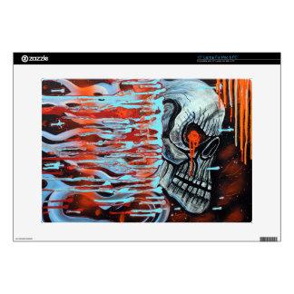 13TH Skull Laptop Skin