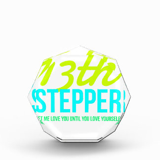 13th Step Sobriety Fellowship Recovery Award