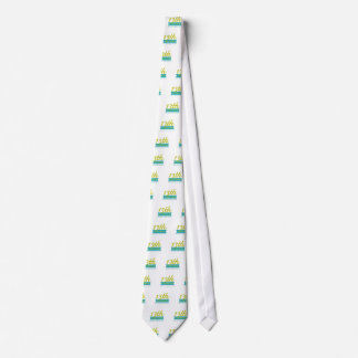 13th Step Sobriety Fellowship Recovery Neck Tie
