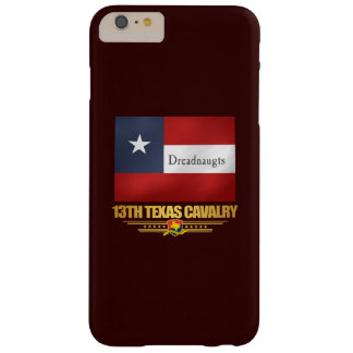 13th Texas Cavalry (v10) Barely There iPhone 6 Plus Case