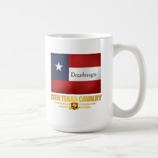 13th Texas Cavalry (v10) Coffee Mug