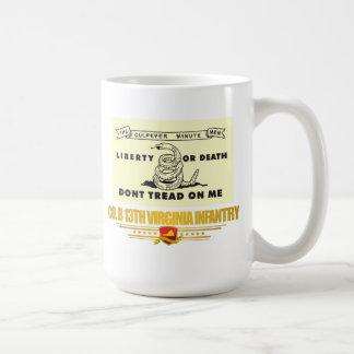 13th Virginia Infantry (Co B) Coffee Mug