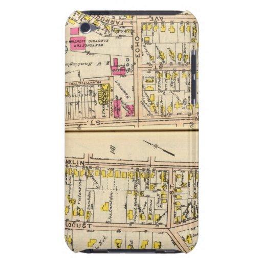 140141 New Rochelle iPod Touch Case-Mate Coberturas