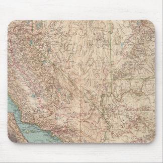14041 Calif, Nev, Utah, Ariz Mouse Pad