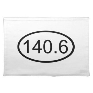 140.6 CLOTH PLACEMAT