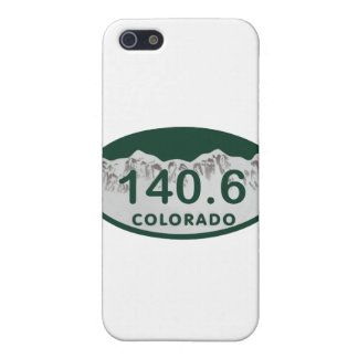 140.6 license oval iPhone 5 case
