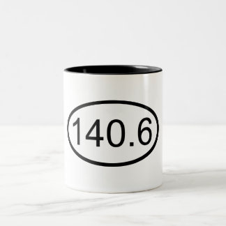 140.6 Two-Tone COFFEE MUG