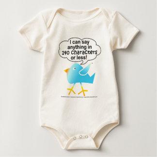 140 CHARACTERS Babys Creeper