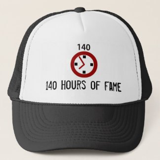 140 Hours of Fame Cap