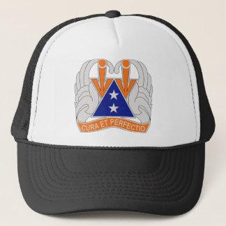 140th Aviation Regiment - Cura Et Perfectio Trucker Hat