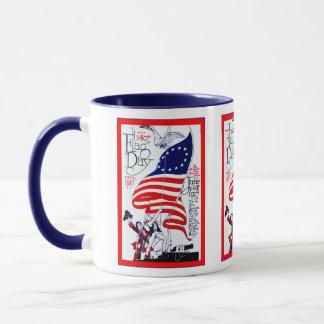140th Flag Day Mug