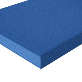 1411 darker ocean blue solid color canvas backgrou