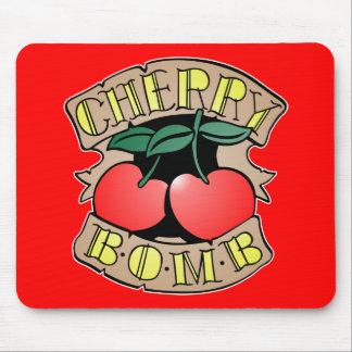 1413032011 Cherry Bomb Inverso (Rocker & Kustom) Mouse Pad