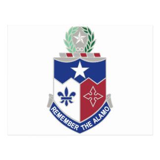 141 Infantry regiment Postcard