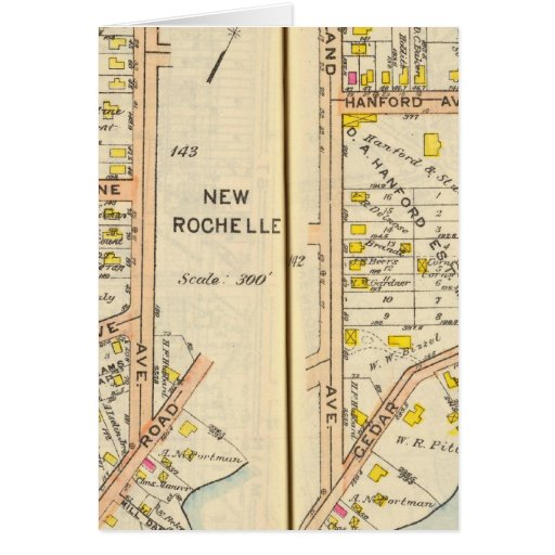 142143 New Rochelle Greeting Cards
