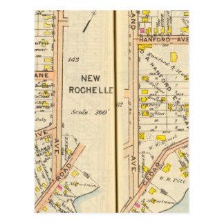 142143 New Rochelle Tarjeta Postal