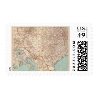 14344 NM, Okla, Tex Postage