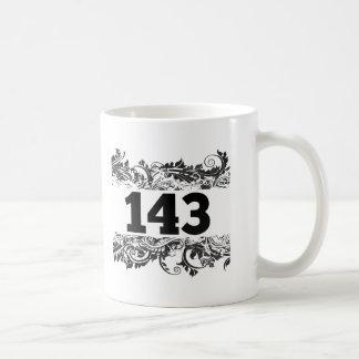 143 COFFEE MUG