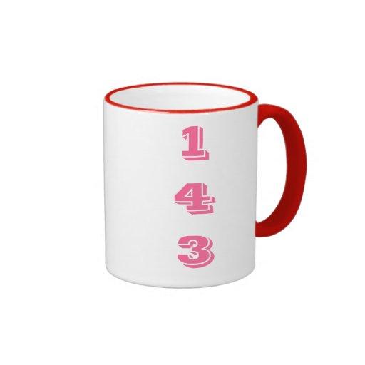 143 COFFEE MUGS