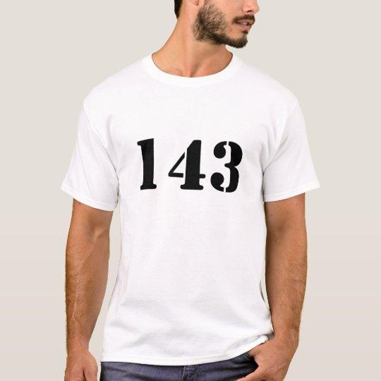 143 Jersey Shirt