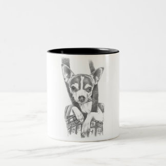 143 Two-Tone COFFEE MUG