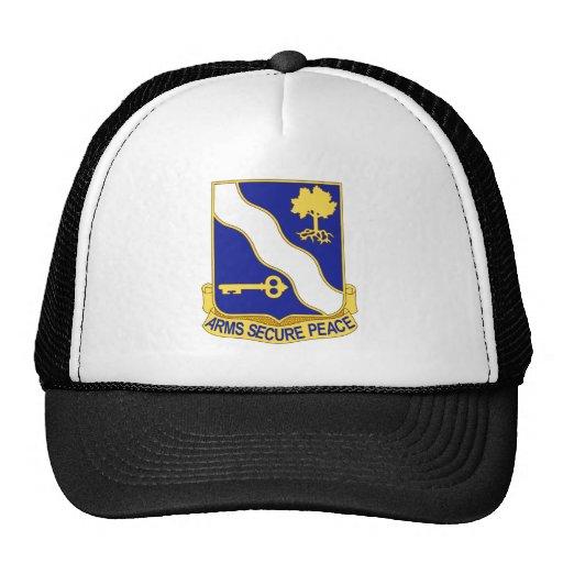 143rd Infantry Regiment Mesh Hat