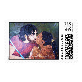 144 Postage Stamps