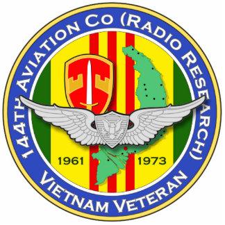 144th Avn Co RR 2b - ASA Vietnam Statuette