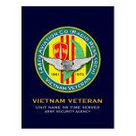 144th Avn Co RR 3 - ASA Vietnam Post Cards