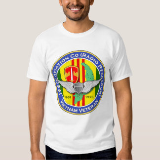 144th Avn Co RR 3b - ASA Vietnam T-Shirt